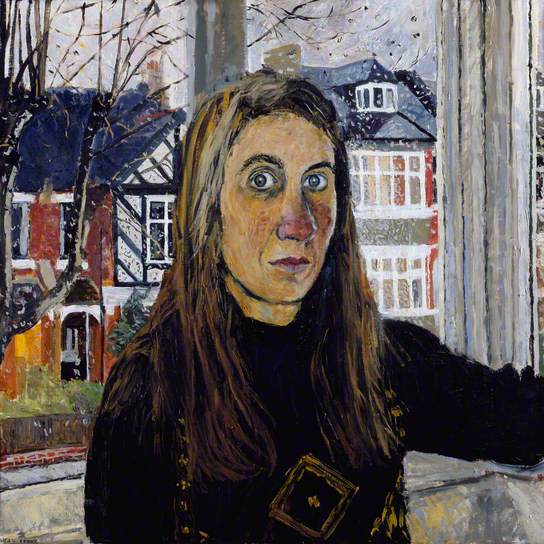 John Bratby One Of The Kitchen Sink Artists So Called: Saumarez
