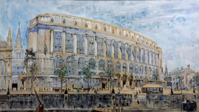 Lever House Lomax and Pilkington Watercolour architect's drawing 1929 2004-137 72dpi.JPG