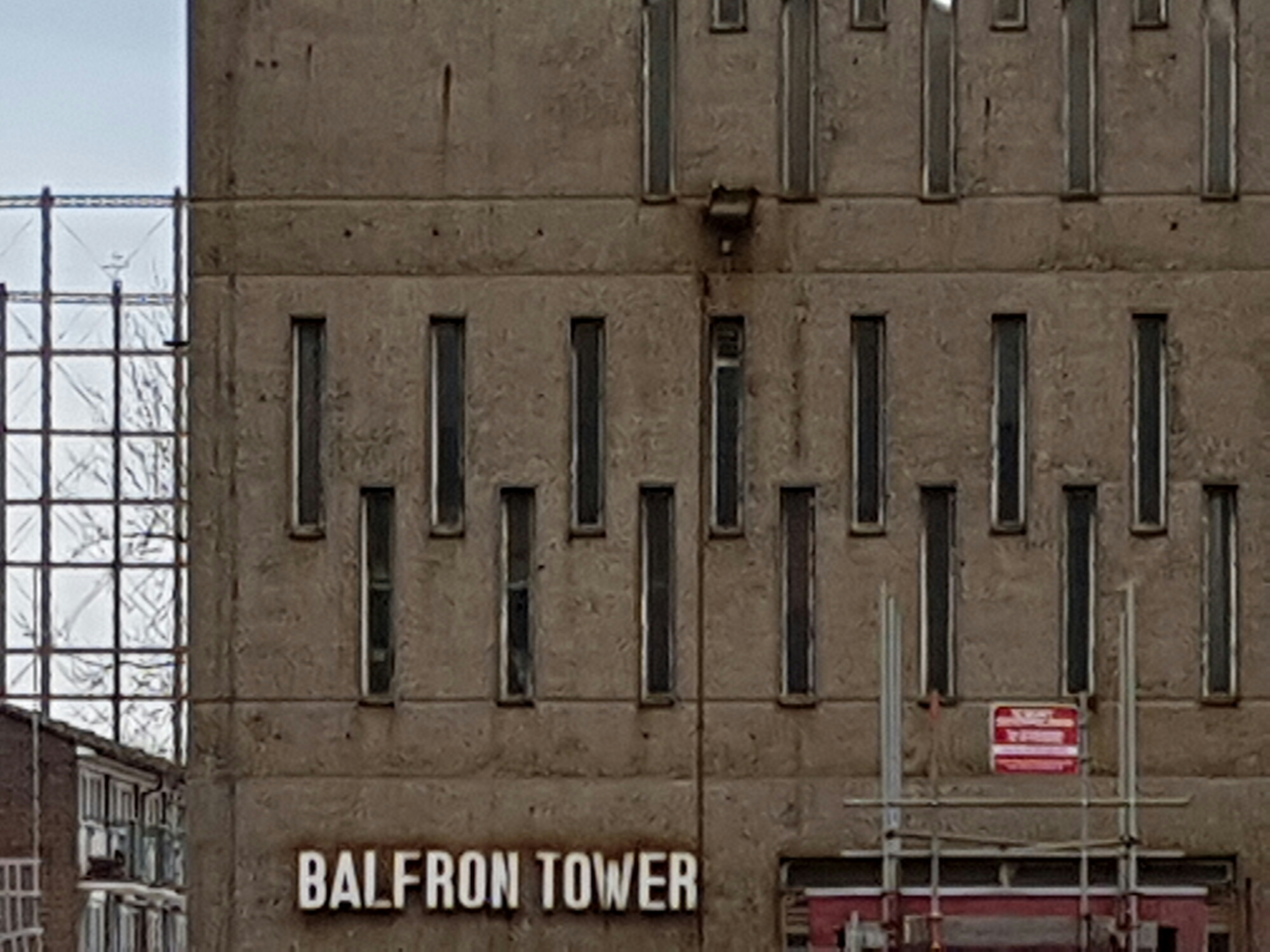 Balfron Tower | | Charles | Saumarez | Smith |